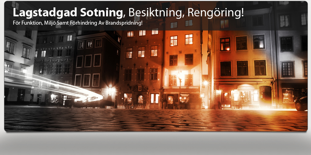 Sotning hur ofta stockholm